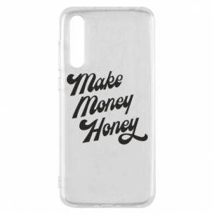 Etui na Huawei P20 Pro Make money honey