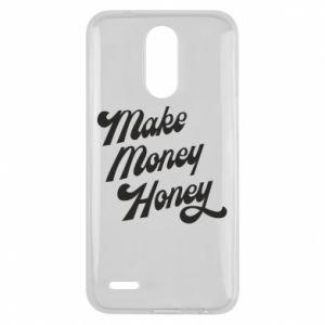 Etui na Lg K10 2017 Make money honey