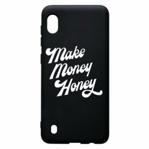 Etui na Samsung A10 Make money honey