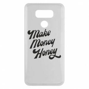 Etui na LG G6 Make money honey