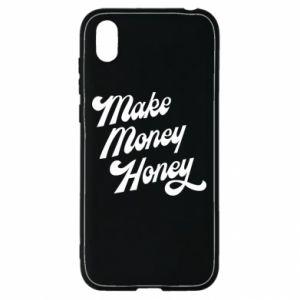 Etui na Huawei Y5 2019 Make money honey