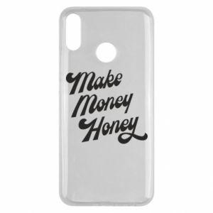 Etui na Huawei Y9 2019 Make money honey