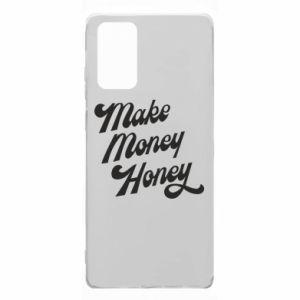 Etui na Samsung Note 20 Make money honey