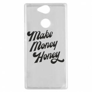 Etui na Sony Xperia XA2 Make money honey