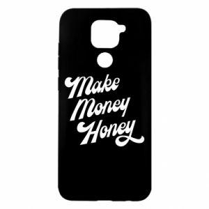 Etui na Xiaomi Redmi Note 9/Redmi 10X Make money honey