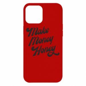 Etui na iPhone 12 Pro Max Make money honey