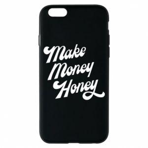 Etui na iPhone 6/6S Make money honey