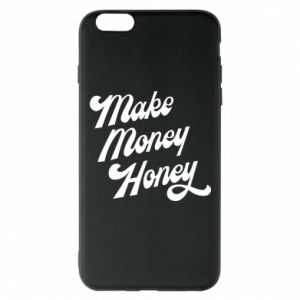 Etui na iPhone 6 Plus/6S Plus Make money honey