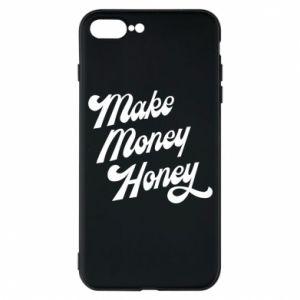 Etui na iPhone 7 Plus Make money honey