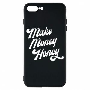 Etui do iPhone 7 Plus Make money honey