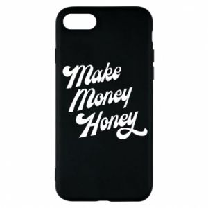Etui na iPhone 8 Make money honey