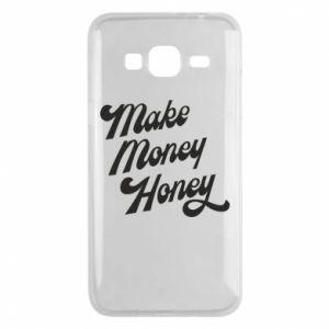 Etui na Samsung J3 2016 Make money honey