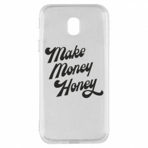 Etui na Samsung J3 2017 Make money honey