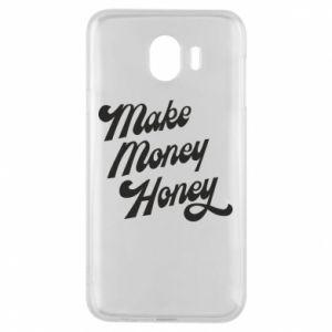 Etui na Samsung J4 Make money honey