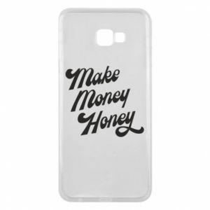 Etui na Samsung J4 Plus 2018 Make money honey