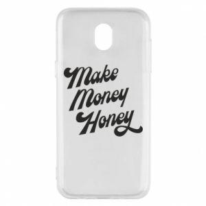 Etui na Samsung J5 2017 Make money honey