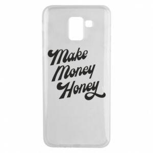 Etui na Samsung J6 Make money honey