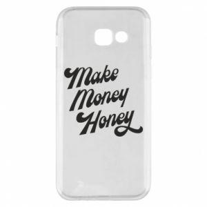 Etui na Samsung A5 2017 Make money honey