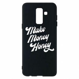 Etui na Samsung A6+ 2018 Make money honey
