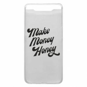 Etui na Samsung A80 Make money honey