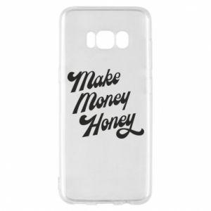 Etui na Samsung S8 Make money honey
