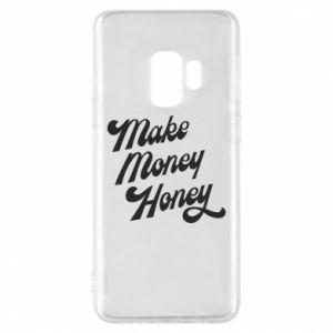 Etui na Samsung S9 Make money honey