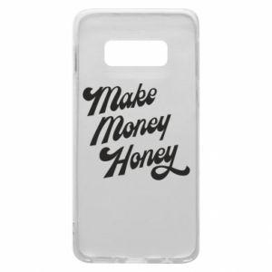 Etui na Samsung S10e Make money honey