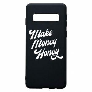 Etui na Samsung S10 Make money honey