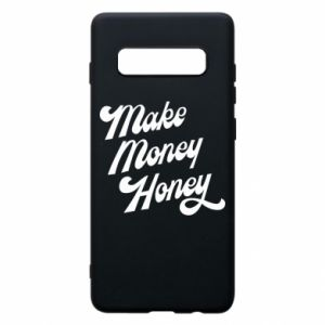 Etui na Samsung S10+ Make money honey