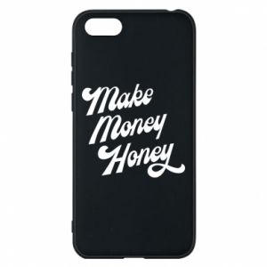Etui na Huawei Y5 2018 Make money honey
