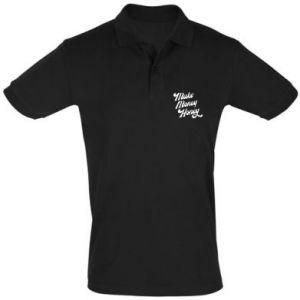 Koszulka Polo Make money honey