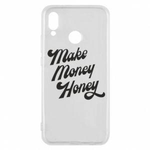 Etui na Huawei P20 Lite Make money honey