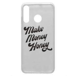 Etui na Huawei P30 Lite Make money honey