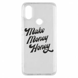Etui na Xiaomi Mi A2 Make money honey