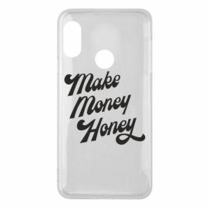 Etui na Mi A2 Lite Make money honey