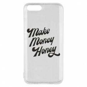 Etui na Xiaomi Mi6 Make money honey