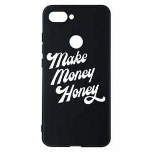 Etui na Xiaomi Mi8 Lite Make money honey