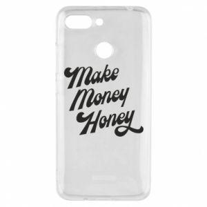 Etui na Xiaomi Redmi 6 Make money honey