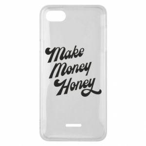 Etui na Xiaomi Redmi 6A Make money honey