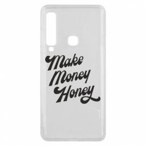 Etui na Samsung A9 2018 Make money honey