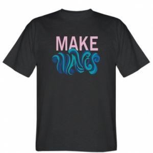 Koszulka Make wawes