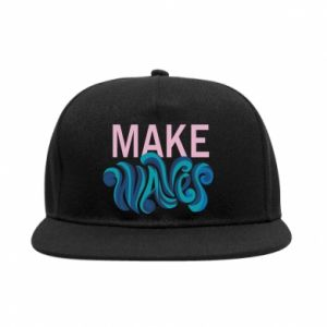 Snapback Make wawes