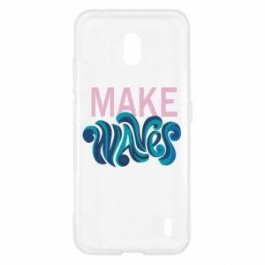 Etui na Nokia 2.2 Make wawes