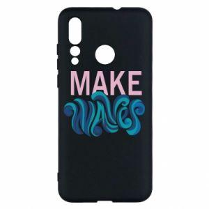 Etui na Huawei Nova 4 Make wawes