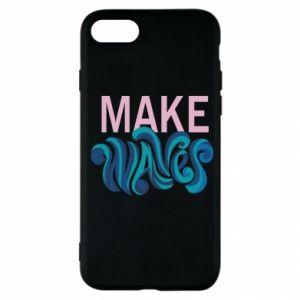 Etui na iPhone SE 2020 Make wawes