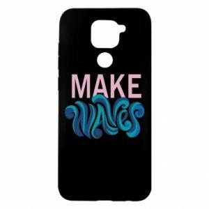 Etui na Xiaomi Redmi Note 9/Redmi 10X Make wawes