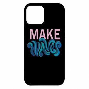 Etui na iPhone 12 Pro Max Make wawes