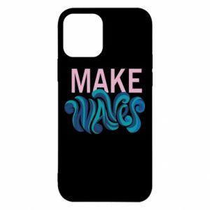 Etui na iPhone 12/12 Pro Make wawes