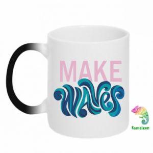 Kubek-kameleon Make wawes