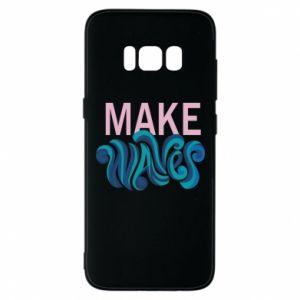 Etui na Samsung S8 Make wawes